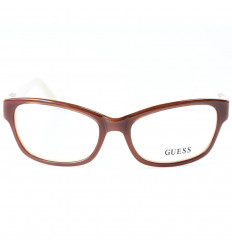 Eyeglasses Guess GU2295 BRN