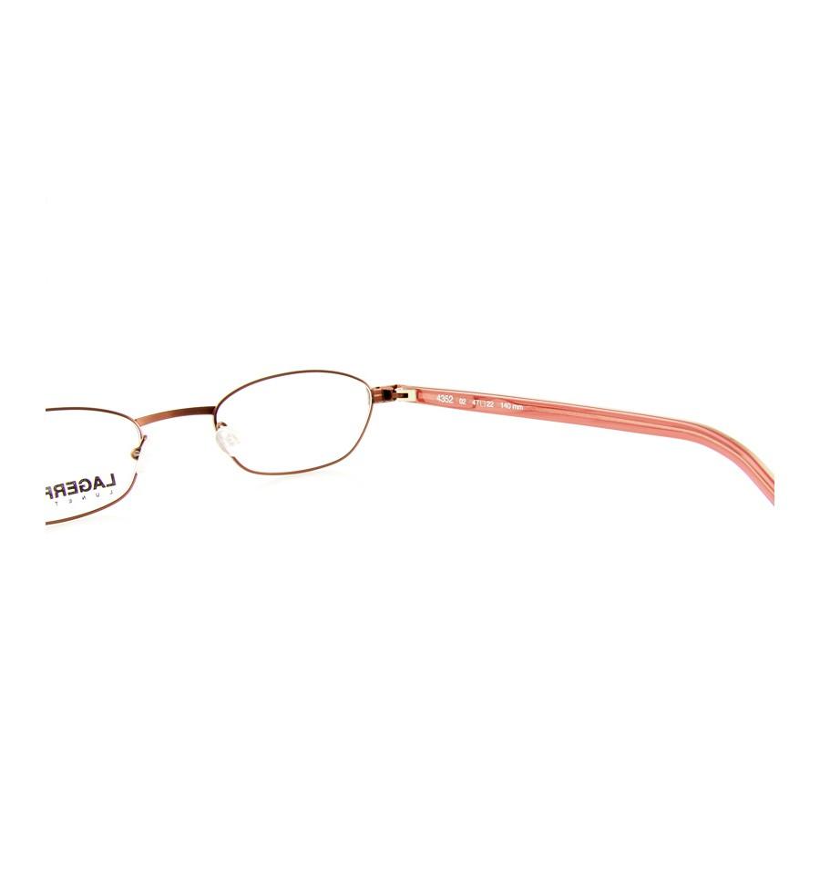 Retro okuliare Lagerfeld 4352 02 - Luxuryoptic.eu designer ... e25f516650b