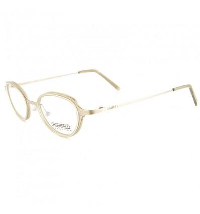 Retro eyeglasses Lagerfeld 4380 02 - Luxuryoptic.eu designer ...