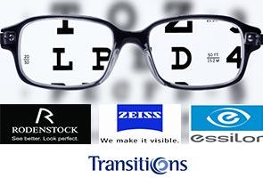 Dioptrická skla a brýlové čočky Eurooptik.cz