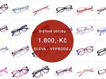 Dioptrické brýle sleva - eurooptik.cz